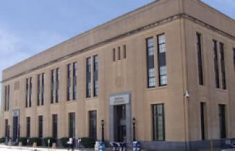Federal Courthouse in Davenport Iowa