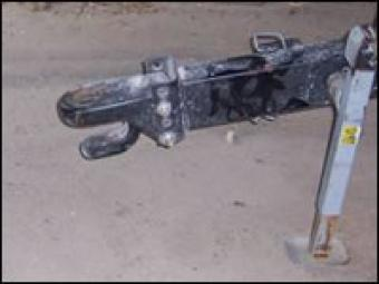 Image of the hitch.