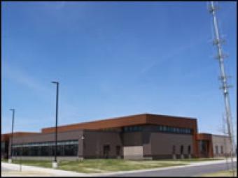 SECC building.