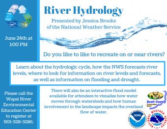 River Hydrology Flyer