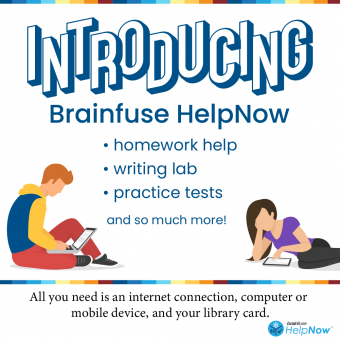 This is information on Brainfuse HelpNow.
