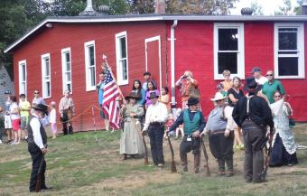 photo of people dressed in western attire