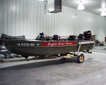 Buffalo Fire Boat