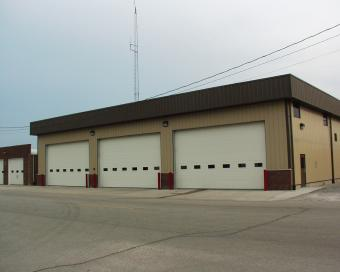 Durant Fire Station