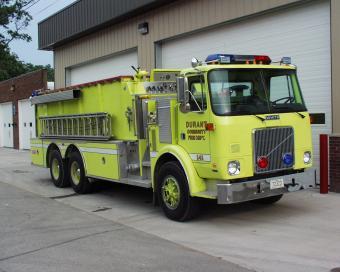 Durant Fire Truck