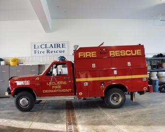 LeClaire Engine