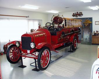 LeClaire Model T Engine
