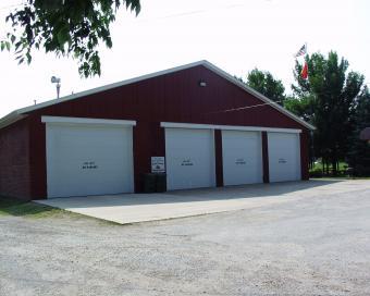 Maysville Fire Station
