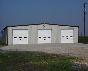 The New Liberty Fire Station