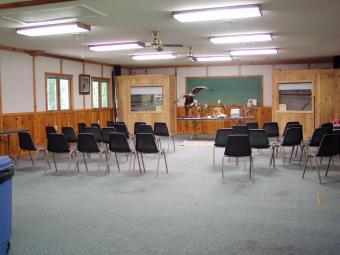 Meeting room.
