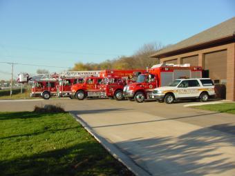 Riverdale Fire Equipment