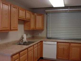Redtail Lodge kitchen.