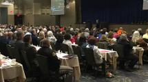 Disaster Readiness Conference Attendees