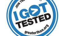 Logo: Join the Movement - I Got Tested - greaterthan.org