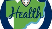 Scott County Health Department logo.