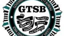 Governor's Traffic Safety Bureau (GTSB) Iowa Department of Public Safety Seal Logo.