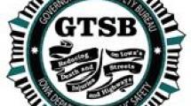 Governor's Traffic Safety Bureau (GTSB) Iowa Department of Public Safety Seal Logo.