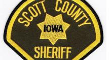 Scott County Sheriff shoulder patch.