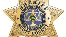 Gold Sheriffs Badge