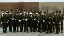 ISSDA Honor Guard