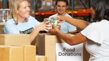 FRP Food Donations