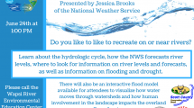 River Hydrology Flyer