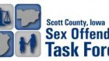 Sex Offender Task Force Logo.