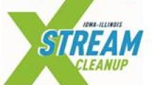 Team up to Clean up - Iowa Illinois - X Stream Cleanup.