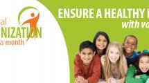 Ensure a healthy future with vaccines