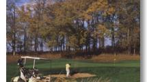 photo of glynns creek golf course in fall