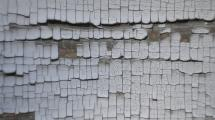 Lead Paint Crackle on Wood Siding