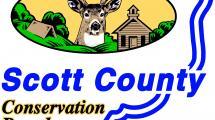 Scott County Conservation Board Logo