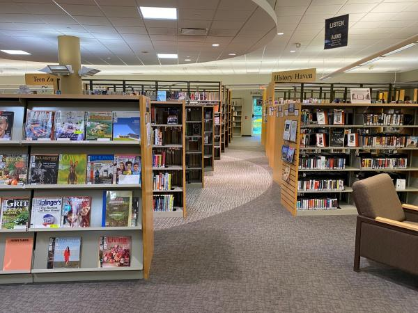 This is the Eldridge Branch.