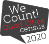 We County Quad Cities Census 2020.