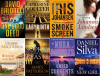 This is a picture of the book covers for the July 2019 new releases